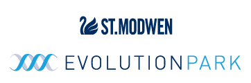 St Modwen Evolution Park Logo