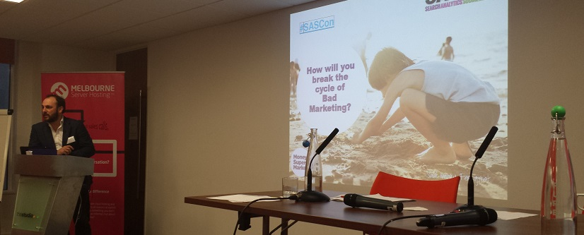 Session 6 - How to Break the Cycle of Bad Marketing