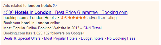 Customer Reviews Paid Listings