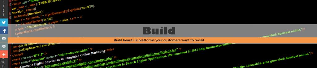 Build services