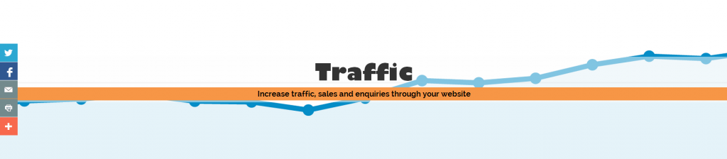 Traffic generation services