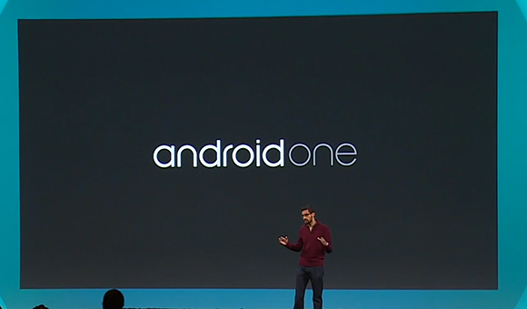 Android One Announcement from Google