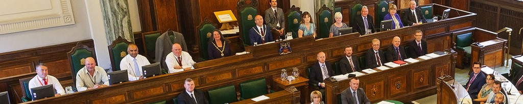 Lancashire County Council Meeting