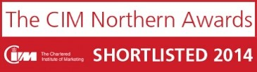 Chartered Institute of Marketing Northern Awards 2014