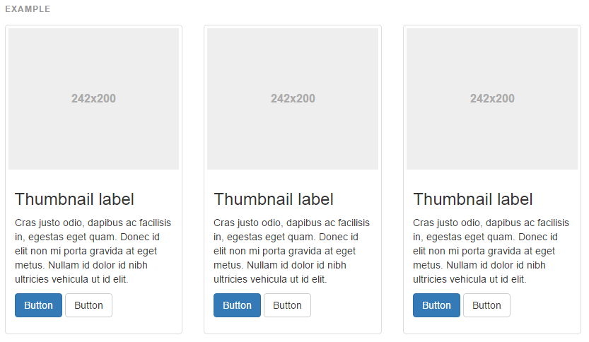 Bootstrap Responsive Grid System - 2