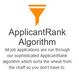 ApplicantRank Algorithm