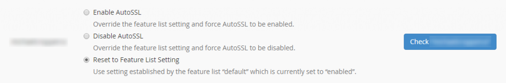 Run AutoSSL for a Specific cPanel Account